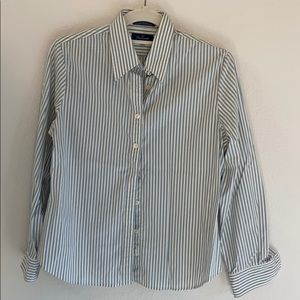 Faconnable long sleeve button up small